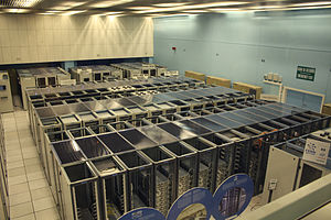 The CERN datacenter with World Wide Web and Ma...