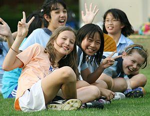 KIS International School Students