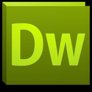 Application icon for Adobe Dreamweaver Categor...