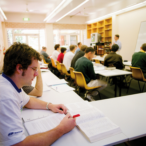 online college course